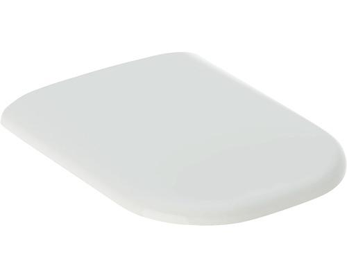 Keramag / GEBERIT WC-Sitz Smyle überlappend weiß mit Absenkautomatik mit Absenkautomatik 500236011