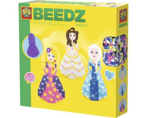 Kit créatif perles à repasser Princesses