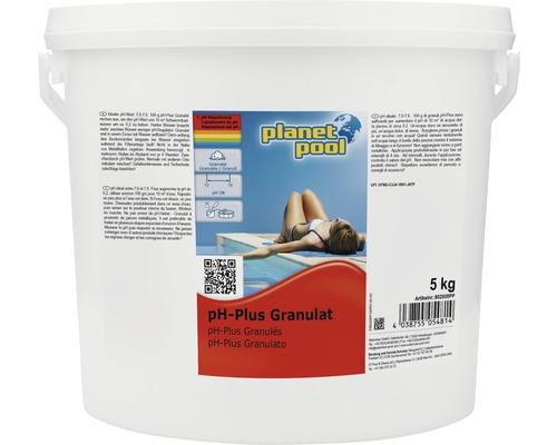 Granulés pH Plus 5kg
