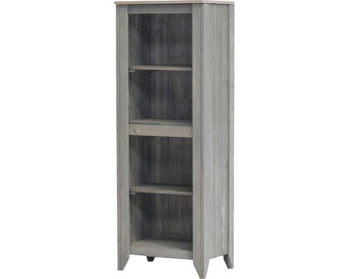 Armoire à outils/Cuisine d''extérieur Konsta type 559 Armoire haute 60x40x160 cm gris clair