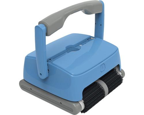 Robot de piscine Orca 300CL 67x48x31,5cm bleu automatique avec batterie portée 120 m²