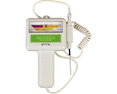 Mesure de l''eau électrique pour le chlore et le pH