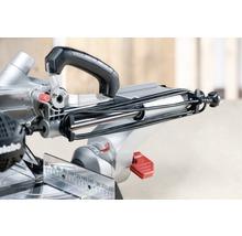 Scie à traction et à onglet radiale Metabo KGS 254 M avec lame de scie 254x30 mm-thumb-5