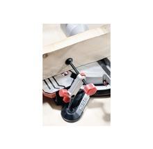 Scie à traction et à onglet radiale Metabo KGS 254 M avec lame de scie 254x30 mm-thumb-7
