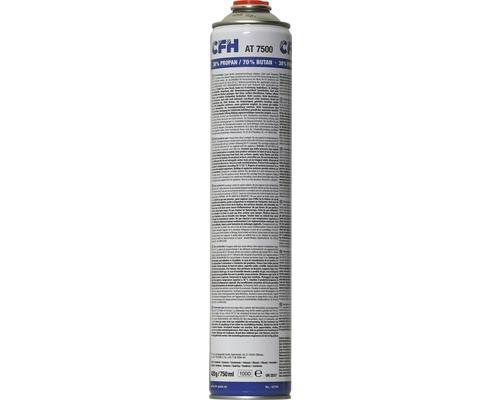 Flacon de gaz comprimé universel CFH 750 ml