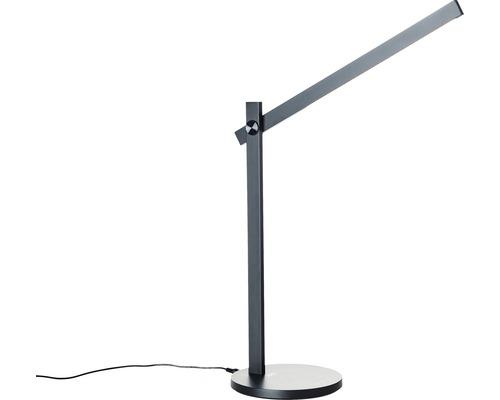 Lampe de bureau LED AEG CCT 5,5W 720 lm 3000 K-6500 K blanc chaud-blanc lumière naturelle hxØ 430/170 mm Devy noir