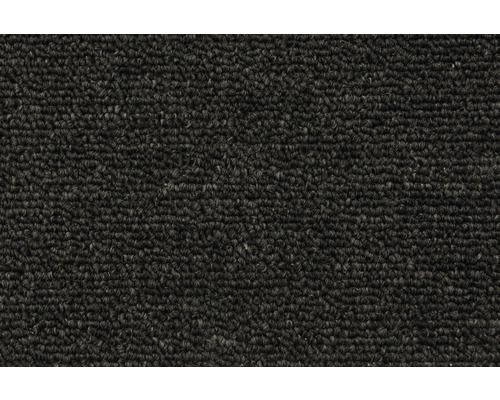 Teppichfliese Astra schwarz 50x50 cm