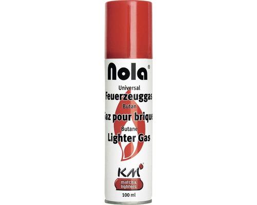 Recharge de gaz Nola 701 pour briquet 100 ml