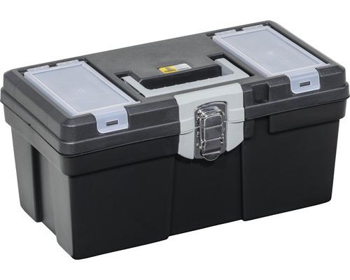 """Boîte à outils Allit 16"""" avec porte-outil et 2 organisateurs-0"""