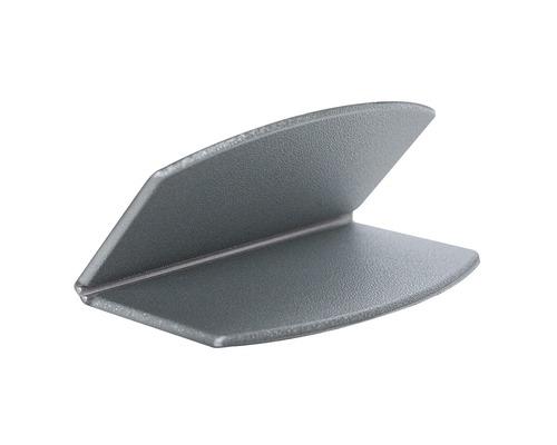 Poignée magnétique Smart pour rideaux argent