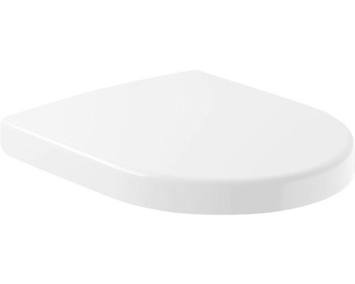 Abattant WC Villeroy & Boch Subway compact 2.0 blanc avec softclose 9M69S1
