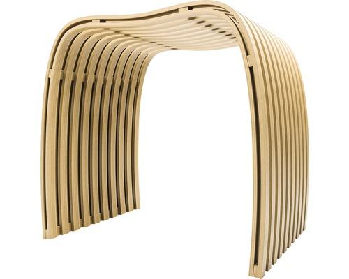 Siège de bain Schulte bambou D1820
