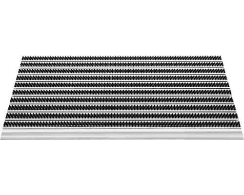 Paillasson aluminium Topline anthracite 50x80 cm
