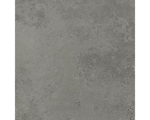 Feinsteinzeug Wand- und Bodenfliese Candy grey 79,8 x 79,8 cm rektifiziert