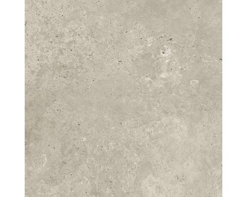 Feinsteinzeug Wand- und Bodenfliese Candy cream lappato 59,8 x 59,8 cm rektifiziert