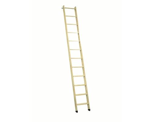 Escalier pour lit surélevé Dolle avec 12 montées