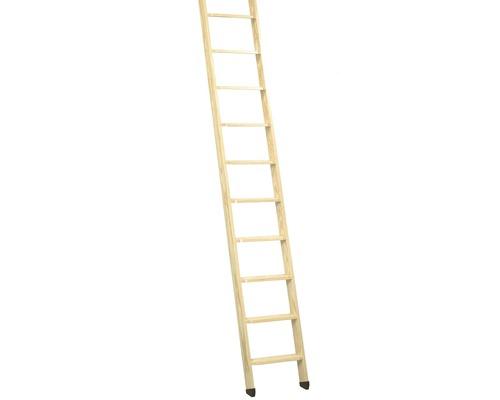 Escalier pour lit surélevé Dolle avec 10 montées
