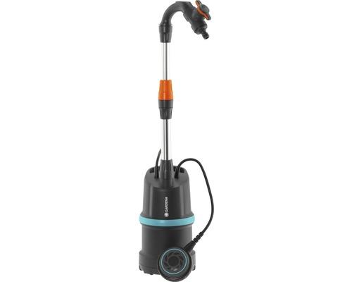 Pompe pour tonneau d''eau de pluie GARDENA 4000/1