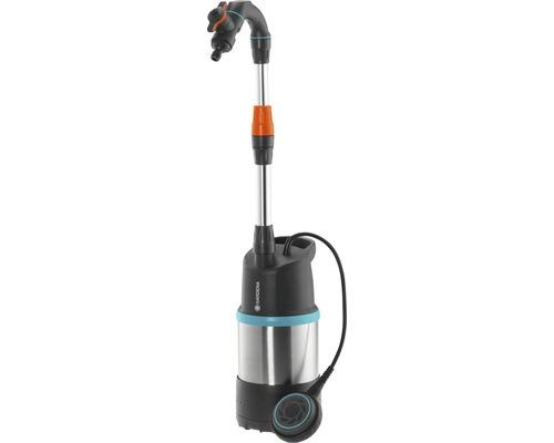 Récupérateur d'eau de pluie GARDENA 4700/2 inox