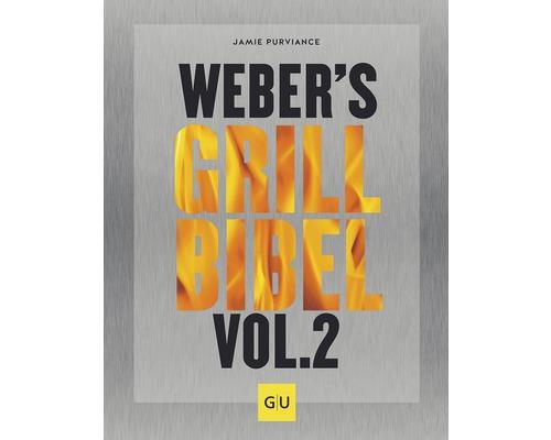 La Bible du barbecue de Weber (version allemande) Vol. II