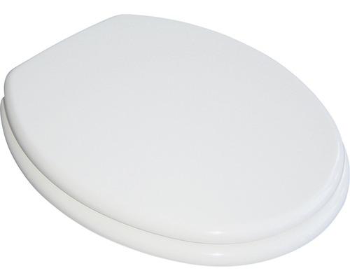 WC-Sitz ADOB Eleganza weiß 43,5x33 cm