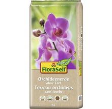 Orchideenerde FloraSelf Nature 5 L-thumb-0