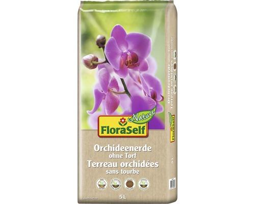 Orchideenerde FloraSelf Nature 5 L