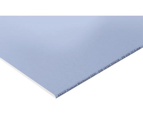 Plaque de plâtre KNAUF diamant Miniboard GKFI 1200 x 600 x 12,5 mm le panneau multifonction