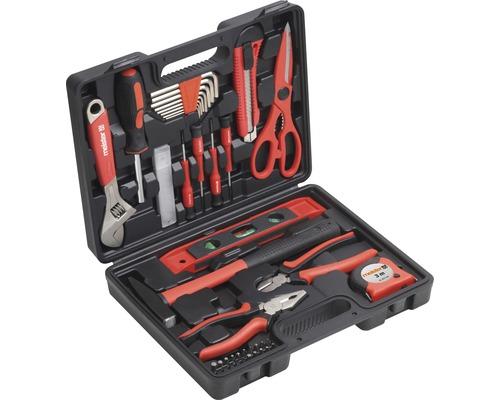 Coffre à outils boîte à outils 44pièces
