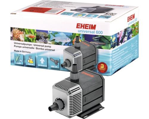 Pompe universelle EHEIM 600 prise européenne 2 fils avec câble de 1,7 m