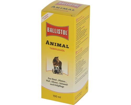 Huile de soin pour animaux Ballistol animal 100ml
