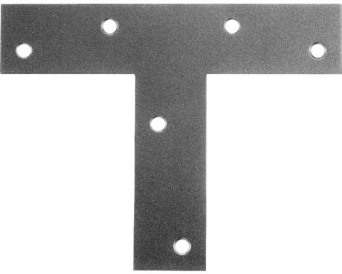 Flachverbinder T-Form 140 x 110 x 30 mm, sendzimirverzinkt, 1 Stück