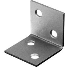 Angle large 40x40x40mm, acier inoxydable, 1 unité-thumb-0