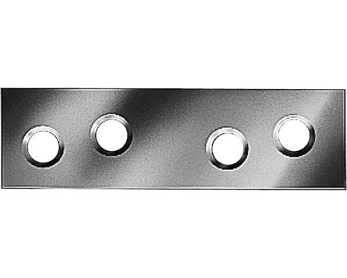 Flachverbinder 100 x 15 mm, Edelstahl, 1 Stück