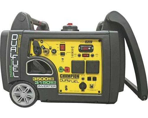 Stromerzeuger Inverter 73001i Dual-Fuel Benzin & Gas 3500W 2x 230V