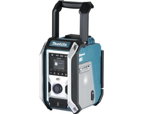 Akku-Baustellenradio Makita DMR115 12 V - 18 V mit DAB+