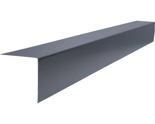 PRECIT Winkel 90 Grad Universalzubehör Smart anthracite grey RAL 7016 2 m