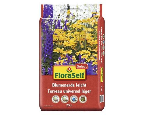 Terreau FloraSelf Select® léger, 25 L