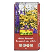 Gärtnerblumenerde FloraSelf Select, 35 L-thumb-0