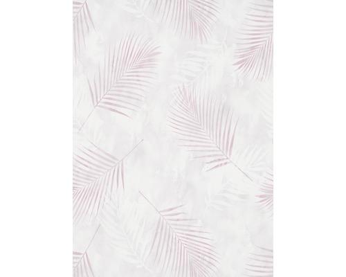 Papier peint intissé 0257905 GMK Fashion for Walls palmier gris rose