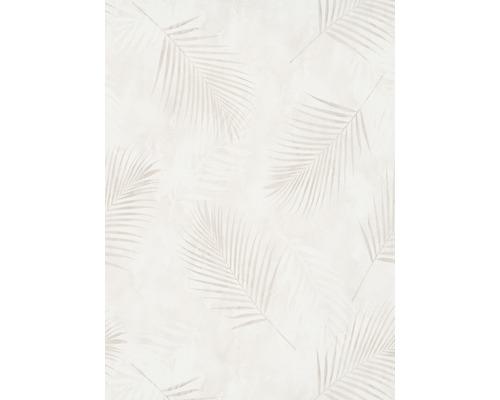Papier peint intissé 0257914 GMK Fashion for Walls palmier gris beige