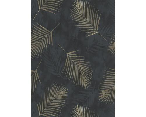 Papier peint intissé 0257940 GMK Fashion for Walls palmier noir