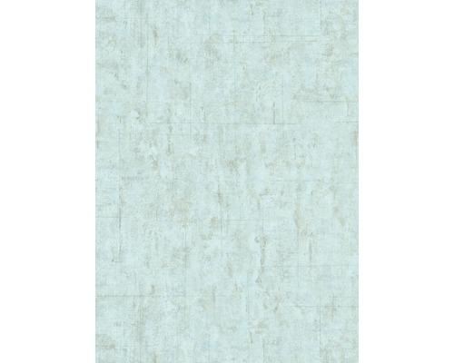 Papier peint intissé 1000618 GMK Fashion for Walls béton turquoise