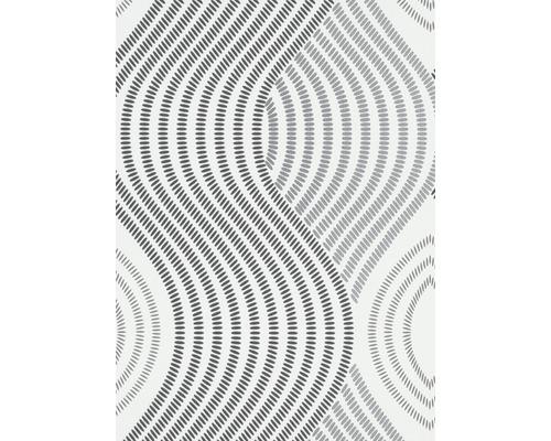 Papier peint intissé 1004510 GMK Fashion for Walls vagues 3D blanc