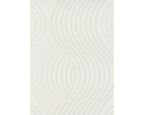 Papier peint intissé 1004526 GMK Fashion for Walls vagues 3D crème