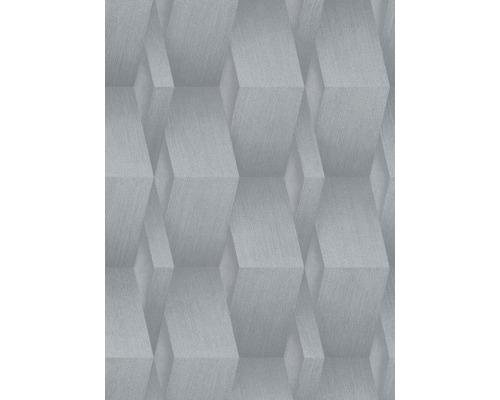 Papier peint intissé 1004610 GMK Fashion for Walls 3D gris