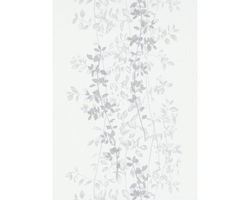Papier peint intissé 1004731 GMK Fashion for Walls Floral blanc gris