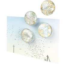Aimant décoratif Eye Expedition set de 4-thumb-1