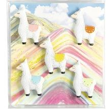 Aimant décoratif Lama set de 5-thumb-2