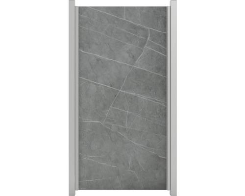 Élément partiel GroJa céramique 90x180cm granit